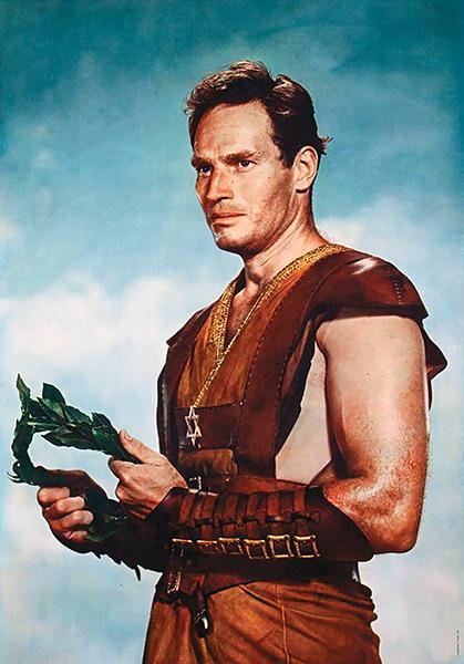 Charlton Heston Ben-Hur