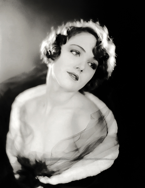 Leila Hyams 1931