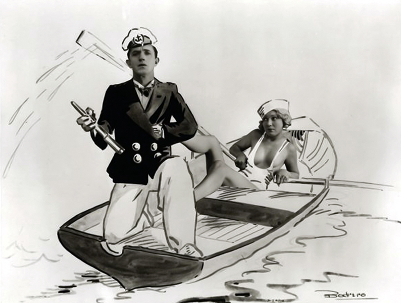 """""""I was never successful at solo work. I always had to have a foil."""" -- Stan Laurel (Bizarre Los Angeles)"""