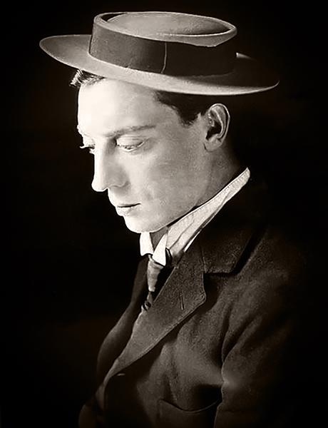 Buster Keaton Lobster Joseph