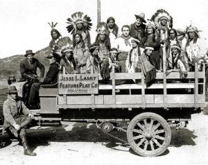 Cecil B. DeMille The Squaw Man 1914