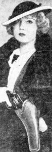 Barbara Leonard gun