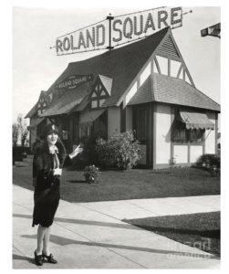 Roland Square 1923