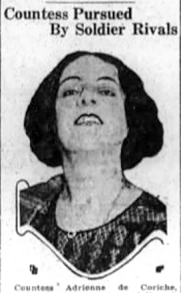 Valdeo Countess Adrienne de Coriche
