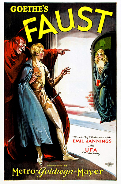 emil jannings camilla horn faust