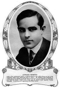Antonio Moreno (Bizarre Los Angeles)