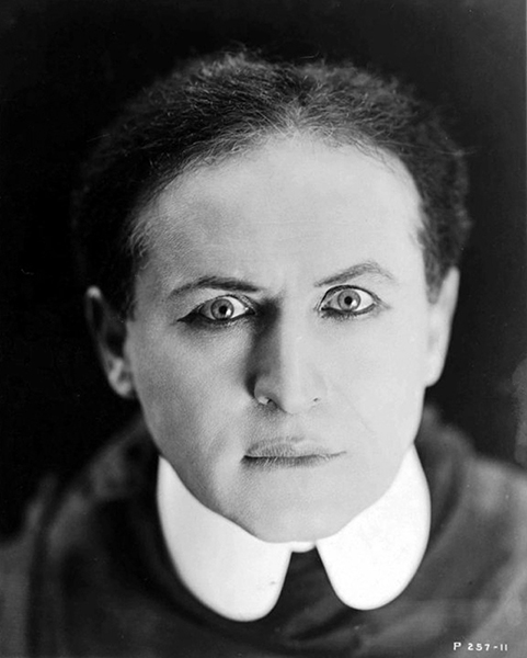 """There are no persons possessing superhuman powers. When someone comes along and claims to possess supernatural power and charges admission to his performances, you can immediately put him down in your little book as a fake."" -- Harry Houdini in 1925. (Bizarre Los Angeles)"