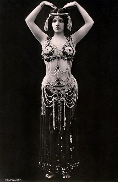 Maud Allan Salome