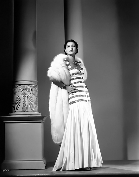 """""""The public is not entitled to the details of my private life. I have as much right to keep my home and social life private as I had in the days before the name Kay Francis meant anything to anyone outside of my own particular circle of friends."""" -- Kay Francis(Bizarre Los Angeles)"""