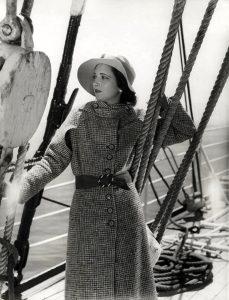 Kay Francis yacht