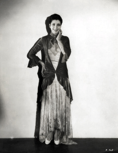 """""""I'm not afraid. Of course, everybody knows that a good many players begin to go downhill in prestige after they have been before the public for five years. That has happened to a number of very good friends of mine, whom I won't mention."""" -- Kay Francis (Bizarre Los Angeles)"""