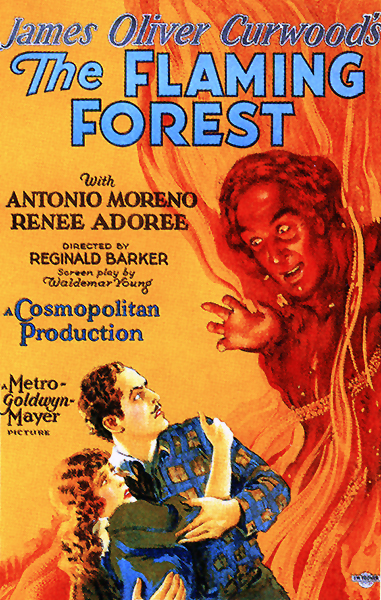 The Flaming Forest 1926