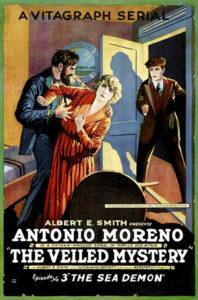 Antonio Moreno_The Veiled Mystery 1920