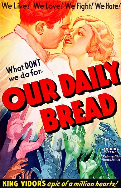 Our Daily Bread 1934