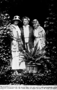 Mary Miles Minter grandmother Charlotte Selby