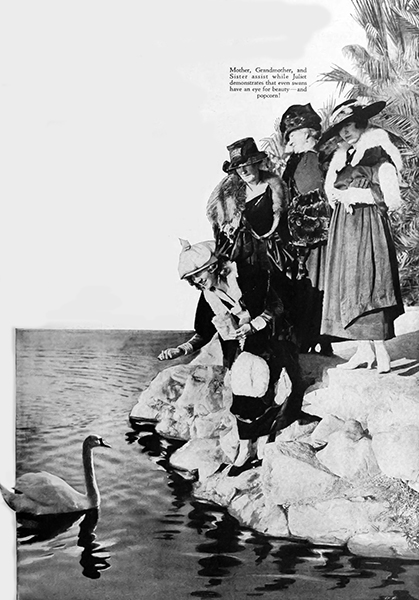 Mary Miles Minther Charlotte Shelby