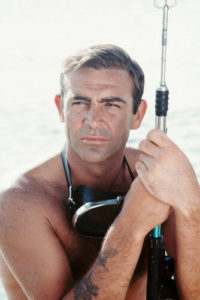 "Sean Connery in ""Thunderball"" (1965) Bizarre Los Angeles"