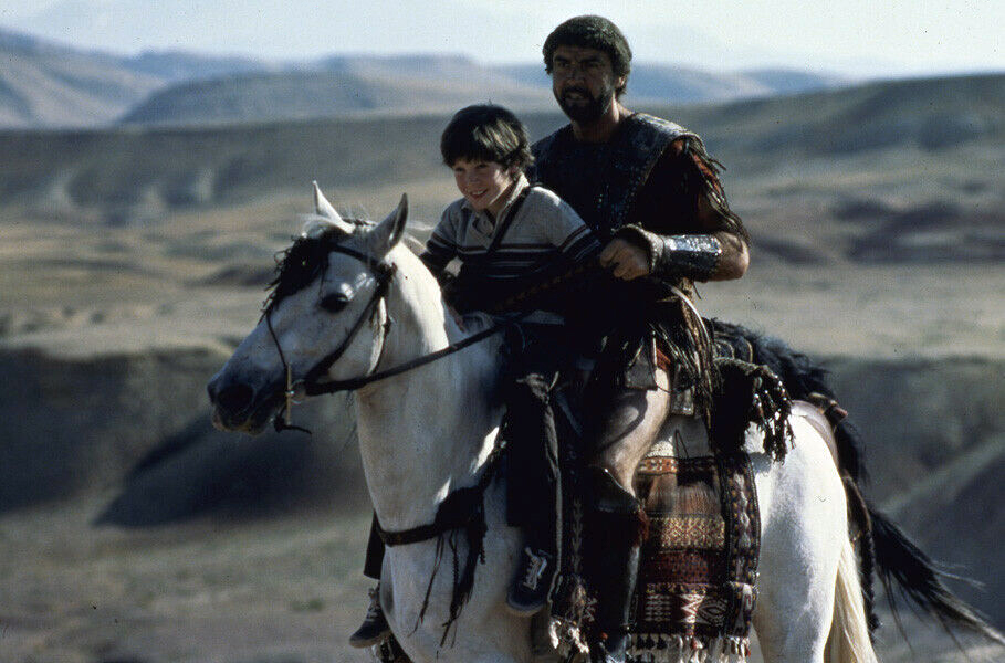 """Sean Connery in """"Time Bandits"""" (1981). Bizarre Los Angeles"""