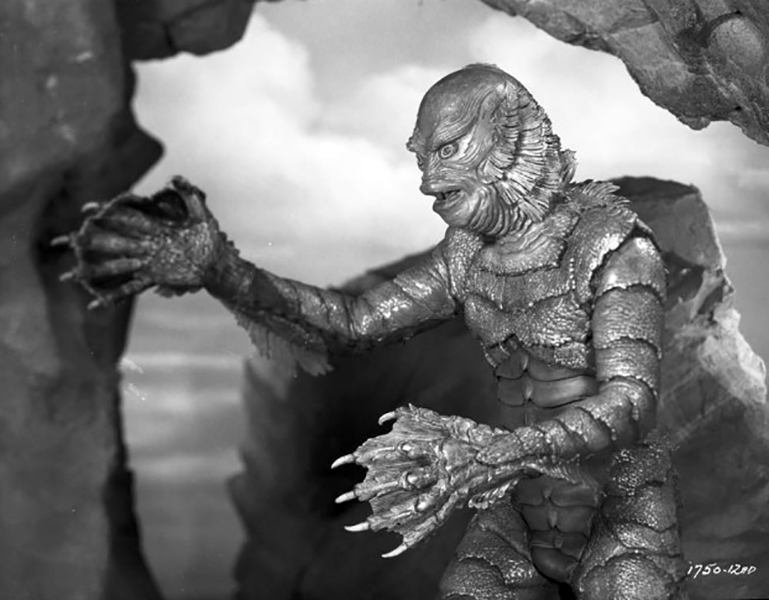 Gill-Man Creature from the Black Lagoon