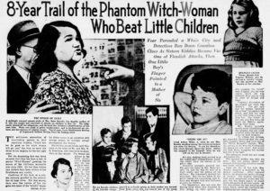 Phantom Witch-Woman