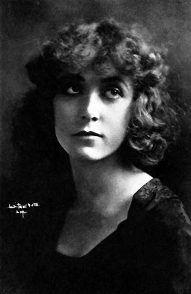 Francelia Billington 1914
