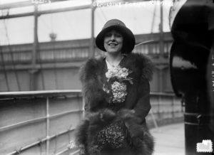 Geraldine Farrar 1913