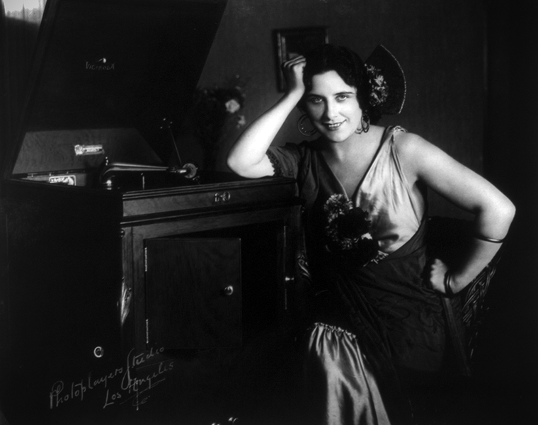 Geraldine Farrar Carmen 1915