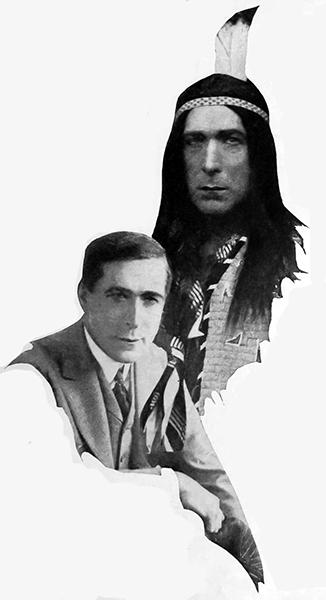 William S. Hart - Native American