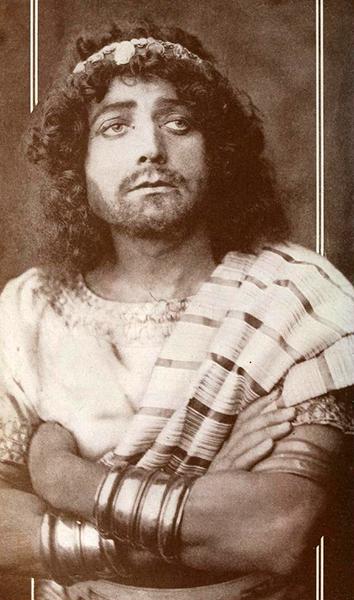 J. William Kerrigan as Samson