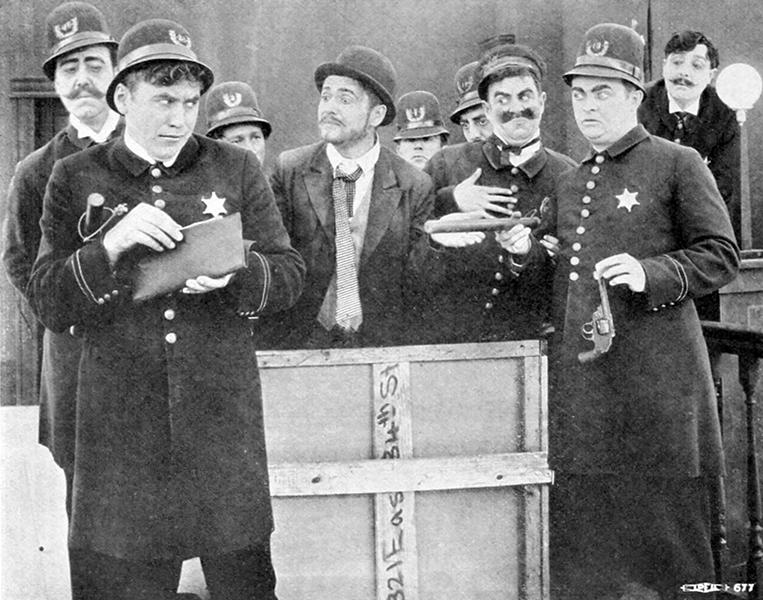 Mack Sennett - The Stolen Purse 1912