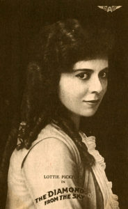 Lottie Pickford Diamonds