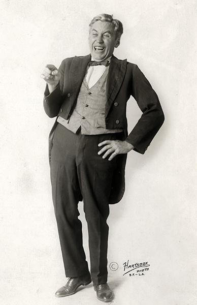 Mack Sennett Laughing