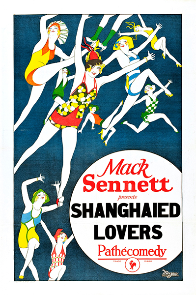 Shanghaied Lovers 1924