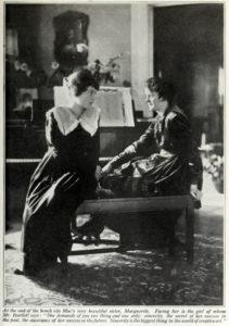 Mae Marsh Marguerite Marsh