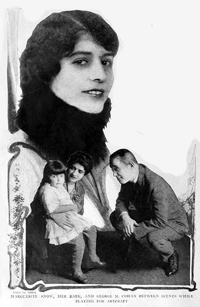 Marguerite Snow George S. Cohen
