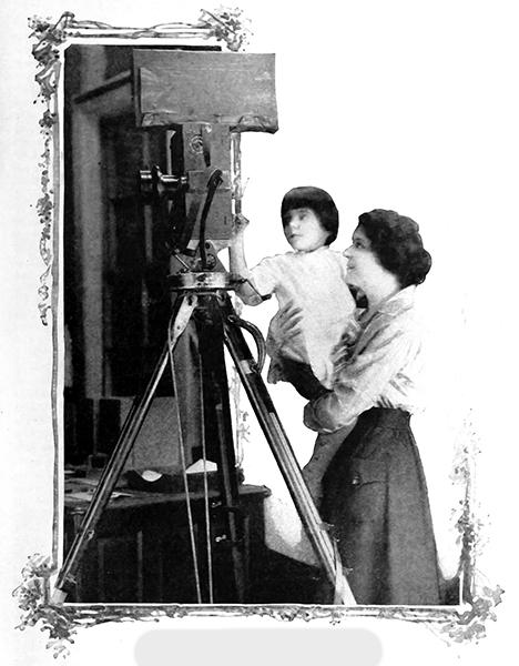 Marguerite Snow 1917