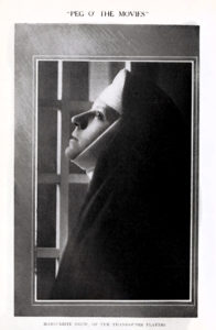 Marguerite Snow nun 1914