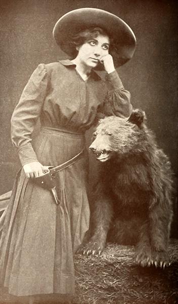 Mary Fuller bear
