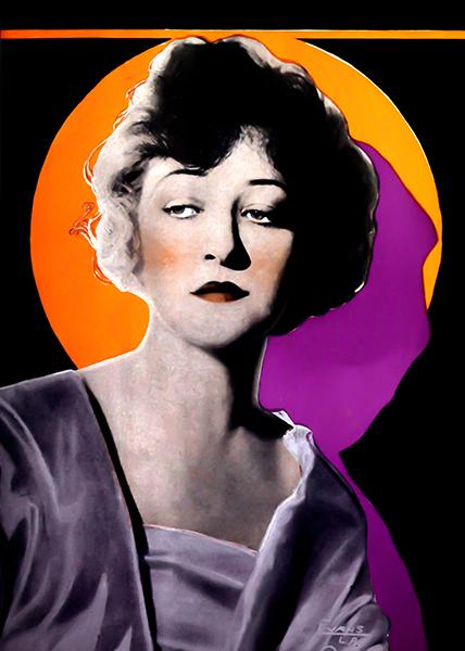 Pauline Frederick Color