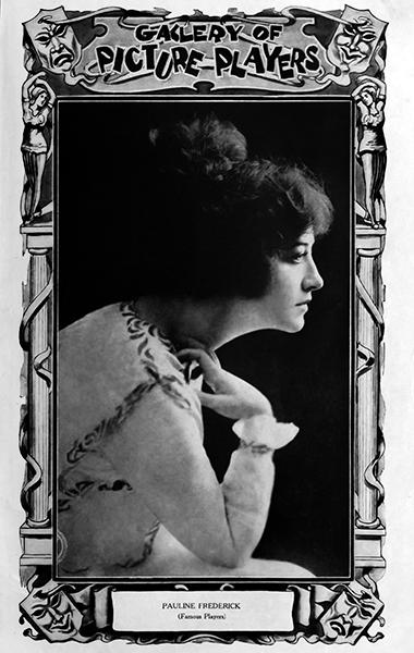 Pauline Frederick