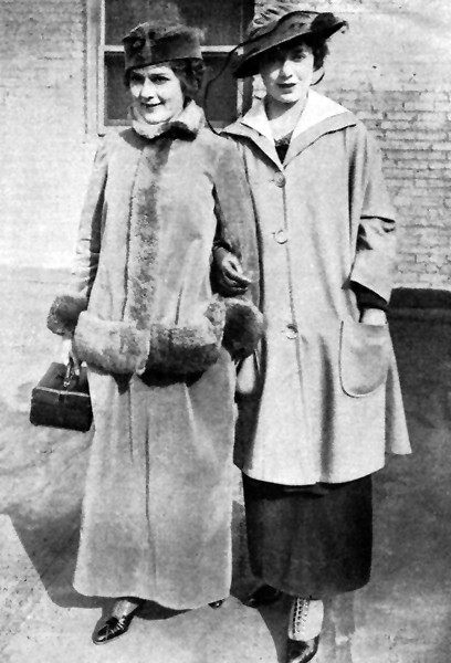 Mary and Lottie Pickford