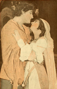 Francis X Bushman Beverly Bayne Romeo and Juliet 1916