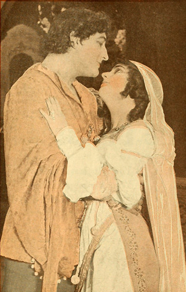 Francis X Bushman Beverly Bayne Romeo and Juliet 1916