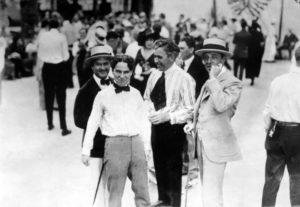 Sennett Chaplin Griffith