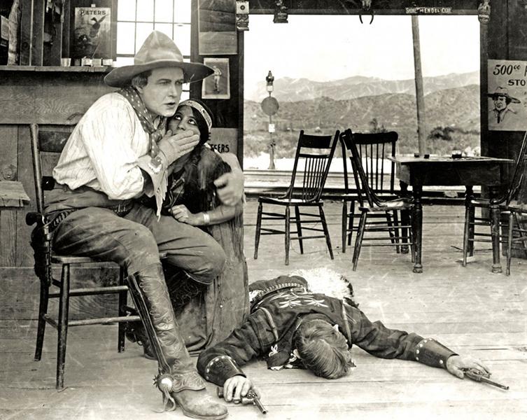 Dustin Farnum The Squaw Man 1914