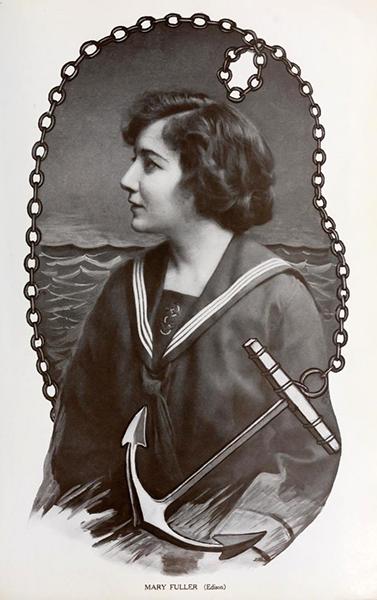 Mary Fuller sailor