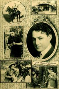 J Warren Kerrigan collage