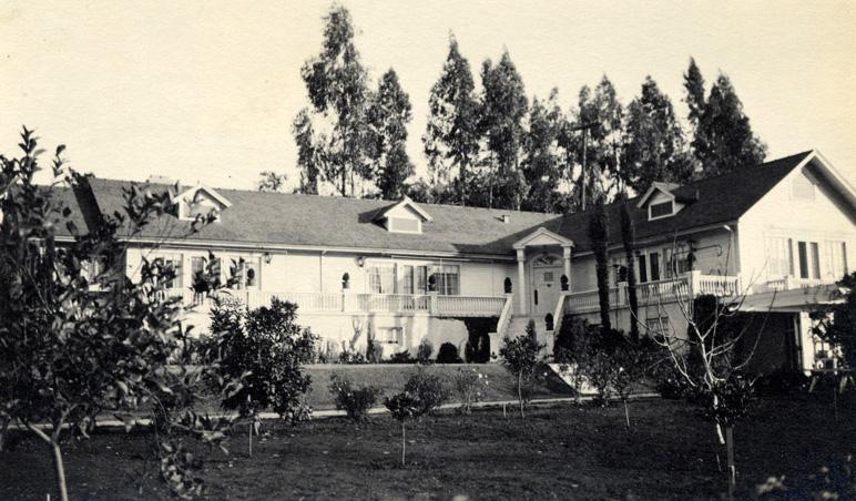 J Warren Kerrigan home
