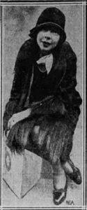 Lottie Pickford 1928