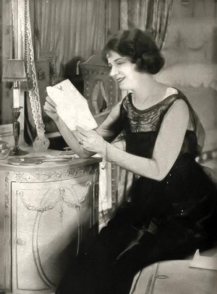 Marguerite Snow 1918